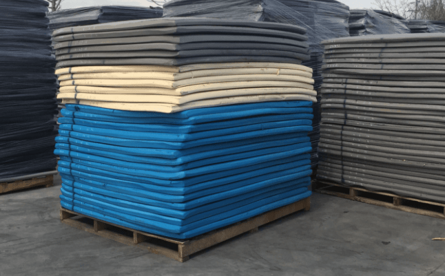 Duraflex™ Solid Rubber & Plastic Sheeting