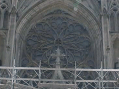 St. Patrick's Cathedral Restoration Projectused Durafoak DK Series Closed Cell Rubber - Monmouth Rubber & Plastics, Long Branch NJ 07740 USA