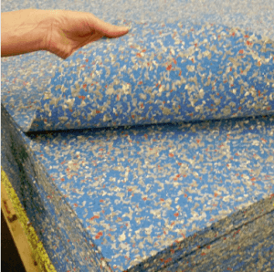 Recycled Closed Cell Rubber Plastic Foam Monmouth Rubber