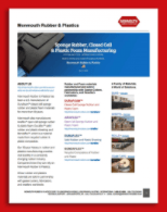 New Monmouth Rubber & Plastics corporate brochure